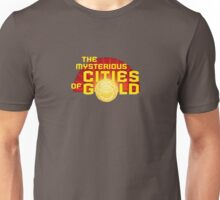 The Mysterious Cities Of Gold Logo Unisex T-Shirt