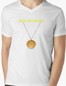 Child Of The Sun - The Mysterious Cities Of Gold Mens V-Neck T-Shirt
