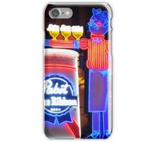 Beer Neon Sign iPhone Case/Skin