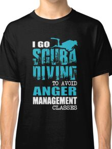 I Go Scuba Diving Classic T-Shirt