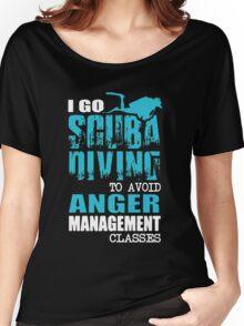 I Go Scuba Diving Women's Relaxed Fit T-Shirt
