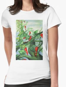 Pepper People Womens Fitted T-Shirt