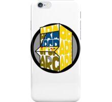 Armor Upgrade Arcade Logo iPhone Case/Skin