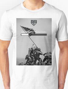Capturing A Position T-Shirt