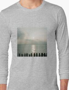 tranquil sea Long Sleeve T-Shirt