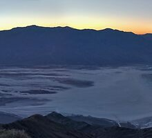 Death Valley Dantes Peak by Gregory Dyer