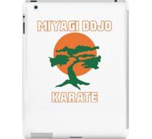 Miyagi Dojo Karate iPad Case/Skin