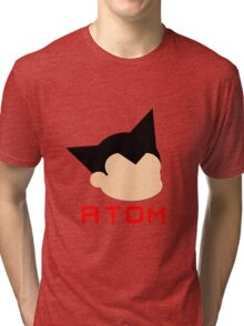 The Mighty Atom! Tri-blend T-Shirt