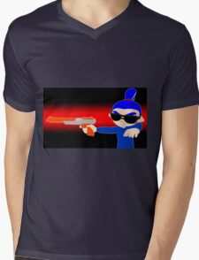 Splatoon - Inkling boy  Mens V-Neck T-Shirt