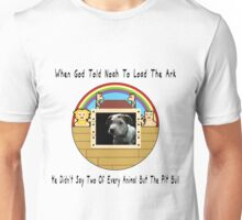 But The Pit Bull Unisex T-Shirt