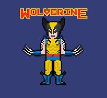 8Bit Wolverine Unisex T-Shirt