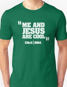 McGregor - Jesus Quote [W] T-Shirt