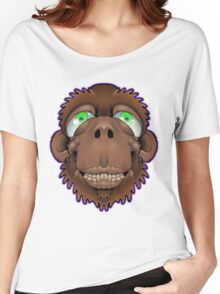 Silly Monkey Women's Relaxed Fit T-Shirt