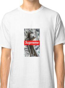 Money/Supreme Classic T-Shirt