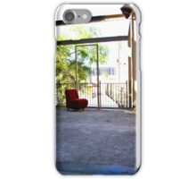 Outside Living Room iPhone Case/Skin