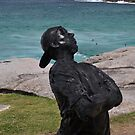 Youth  With Attitude,Sculptures By Sea,Australia 2015 by muz2142