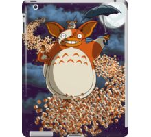 Totoro Cat iPad Case/Skin