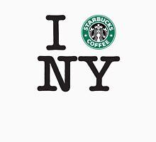 I Love Starbucks NYC T-Shirt