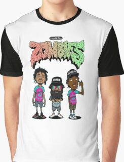 Flatbush Renegades Zombies Graphic T-Shirt