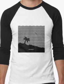 The neighborhood the Beach Men's Baseball ¾ T-Shirt