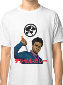 Denzel Black Samuri Curry Classic T-Shirt