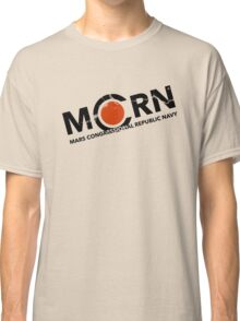 MCRN - Mars Congressional Republic Navy Classic T-Shirt