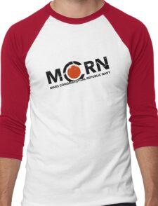 MCRN - Mars Congressional Republic Navy Men's Baseball ¾ T-Shirt