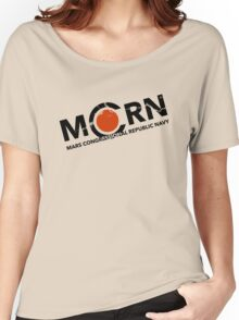 MCRN - Mars Congressional Republic Navy Women's Relaxed Fit T-Shirt