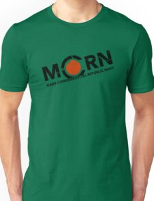 MCRN - Mars Congressional Republic Navy Unisex T-Shirt