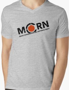 MCRN - Mars Congressional Republic Navy Mens V-Neck T-Shirt