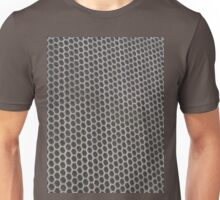 Hexagon mesh 2 - positive T-Shirt
