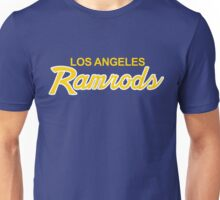 Los Angeles Blue & Yellow Football Team Starter Unisex T-Shirt