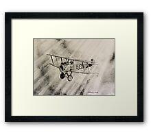 Sopwith Camel Framed Print