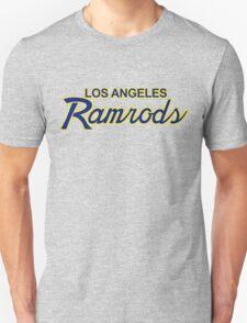 LA Ram Rods Podcast T-Shirt Starter Logo T-Shirt