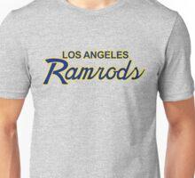 LA Ram Rods Podcast T-Shirt Starter Logo Unisex T-Shirt