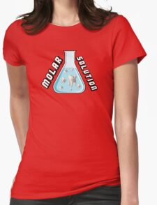 Molar Solution Womens Fitted T-Shirt