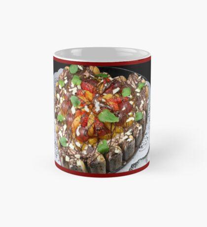 Opus of Love, Chocolate And Fruits Mug