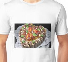 Opus of Love, Chocolate And Fruits Unisex T-Shirt
