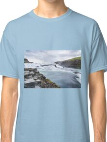 Forest Island Fall Nature Fine Art Photography 0039 Classic T-Shirt
