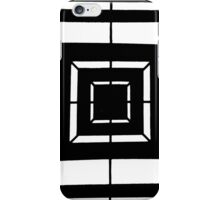 Square Bulls-eye  iPhone Case/Skin