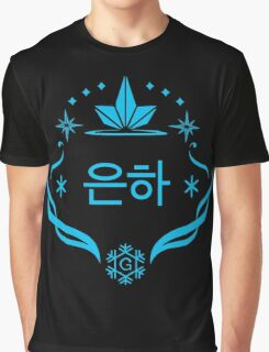 GFriend Eunha 'Snowflake' Graphic T-Shirt