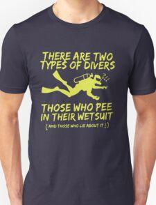 Scuba Diving T-Shirt T-Shirt