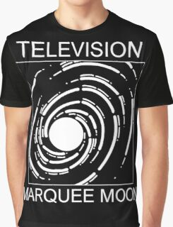 Television Marquee Moon Graphic T-Shirt