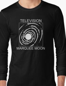 Television Marquee Moon Long Sleeve T-Shirt