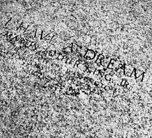 I Have a Dream by Cyn Piromalli