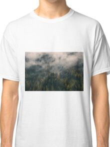 Smoky Mountain Forest Nature Fine Art Photography 0043 Classic T-Shirt