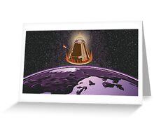 Kamping (16:9) Greeting Card