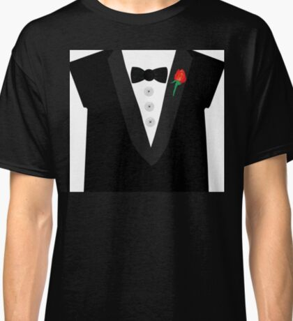 A Tuxedo For Everything Classic T-Shirt