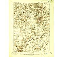 New York NY Saratoga Springs 129387 1934 24000 Photographic Print