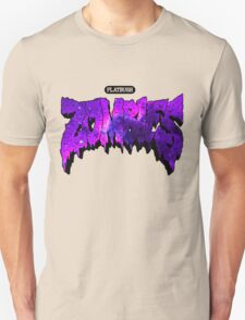 Flatbush Zombies Purple Galaxy T-Shirt